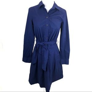 The Limited button down shirt dress - Size 4